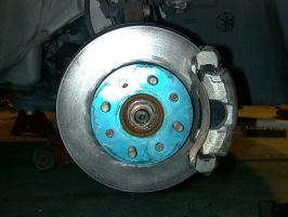 Caliper & Rotor