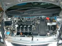 ノーマルエンジン。